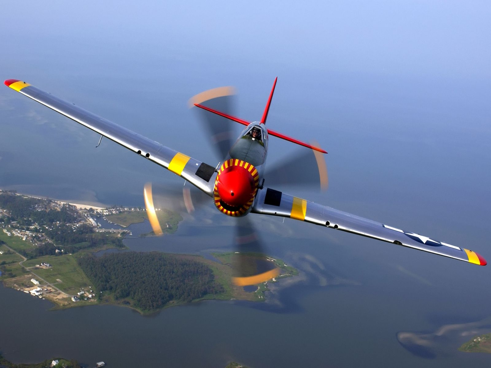 North American P-51 Mustang - Alex Laird